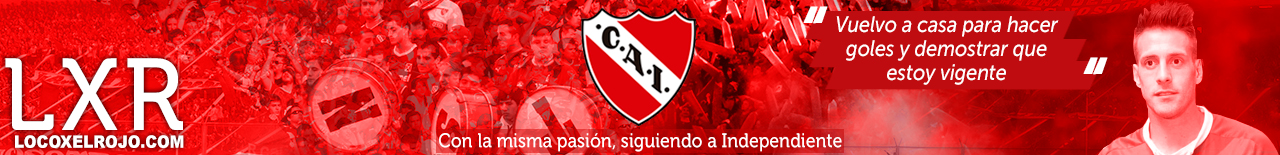 LocoXelRojo.com – Club Atlético Independiente