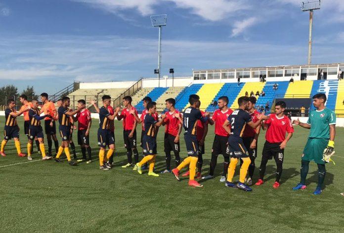 Reserva Independiente vs. Central