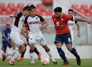 Romero-Independiente-Lanus