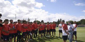 Pusineri-plantel-Independiente