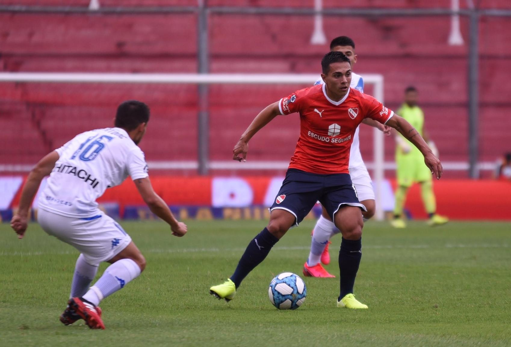 Lucas González se ilusiona con ser campeón en Independiente