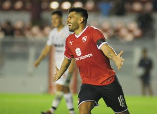 Romero-gol-independiente-central-cordoba