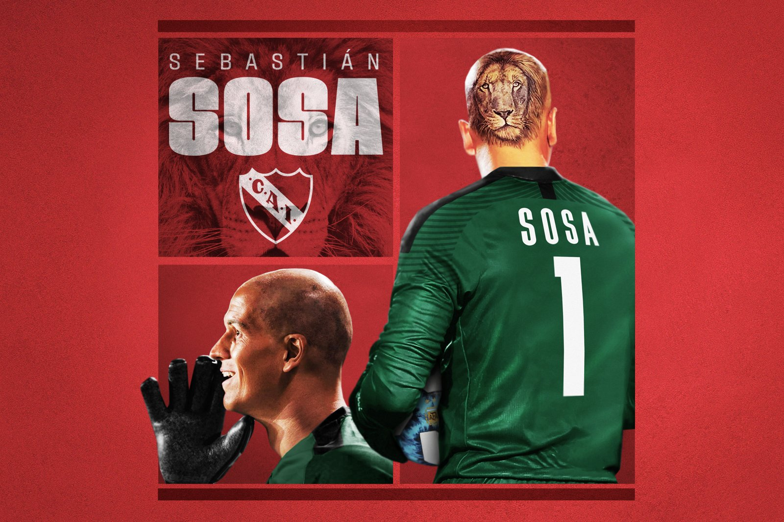 El emotivo video con el que Independiente presentó a Sebastián Sosa - LocoXelRojo.com   Club Atlético Independiente