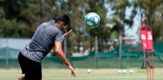 Romero-Chino-Entrenamiento