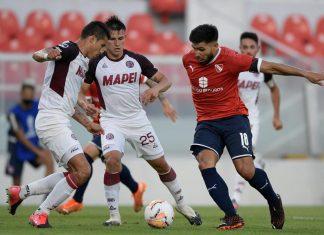 Romero-Independiente-Lanus